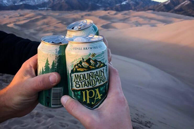 Стиль пива Mountain IPA